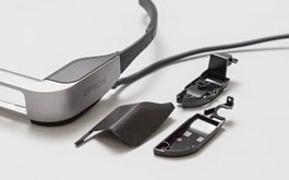 Moverio Augmented-Reality-Brille