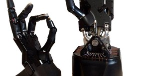 Prototyp Hand von The Shadow Robot Company