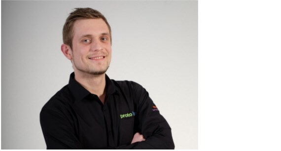 Dominik Matusik Customer Service Engineer bei Proto Labs