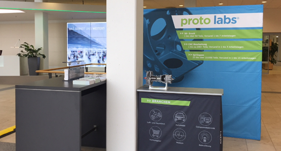 Protolabs Solidworks Experience Day
